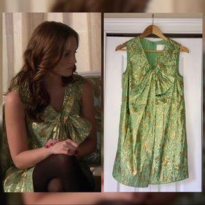 3.1 Phillip Lim Brocade Bow Dress